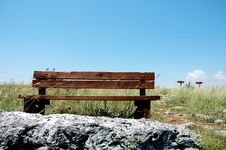 Free Wooden Bench Stock Images - 1147234