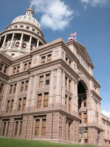 State Of Texas Capitol Stock Images