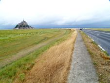 Free Mont Saint Michel Royalty Free Stock Images - 1148109