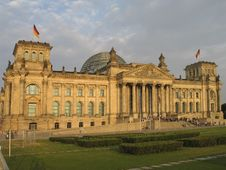 Free German Parliament Stock Photography - 1148802