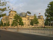 Free German Parliament Stock Photography - 1148822