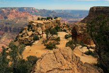 Free Grand Canyon5 Royalty Free Stock Image - 1149606