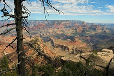 Free Grand Canyon View Stock Images - 1149804