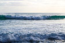 Free Scenic View Of The Ocean Royalty Free Stock Images - 114021609