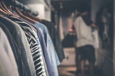 Free Shallow Focus Photography Of Clothes Stock Photography - 114021612