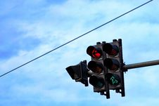 Free Black Traffic Lights Photography Stock Photo - 114108610