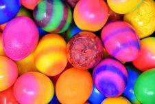 Free Easter Egg, Ball, Food Additive Stock Image - 114130431
