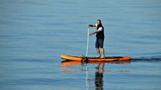 Free Surfing Equipment And Supplies, Water Transportation, Boats And Boating Equipment And Supplies, Oar Royalty Free Stock Photography - 114130737