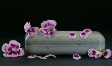 Free Pink, Flower, Purple, Sugar Cake Stock Photography - 114130852
