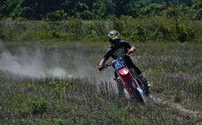 Free Off Roading, Motocross, Soil, Motorsport Royalty Free Stock Photography - 114130887