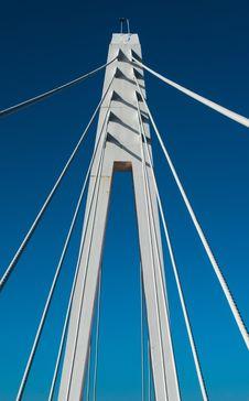 Free Cable Stayed Bridge, Sky, Bridge, Landmark Royalty Free Stock Photos - 114130908