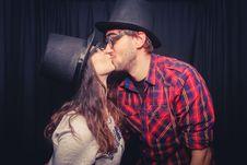 Free Kiss-499138 Stock Photos - 114194413