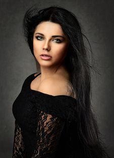 Free Beauty, Human Hair Color, Fashion Model, Photo Shoot Stock Photography - 114227762