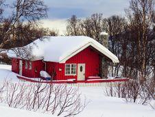 Free Snow, Winter, Home, House Stock Photos - 114228133