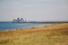 Free Waterway, Ship, Passenger Ship, Sea Royalty Free Stock Image - 114228206