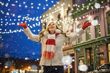 Free Christmas, Event, Winter, Christmas Decoration Stock Images - 114296524