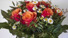 Free Flower, Flower Arranging, Floristry, Flower Bouquet Stock Photography - 114296732