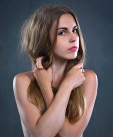 Free Beauty, Model, Fashion Model, Human Hair Color Royalty Free Stock Photos - 114296778