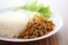 Free Dish, Steamed Rice, Food, Rice Stock Photos - 114296953