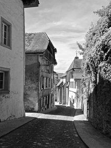 Free White, Town, Black And White, Sky Royalty Free Stock Image - 114296956