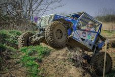 Free Car, Land Vehicle, Off Roading, Off Road Racing Stock Photography - 114297692