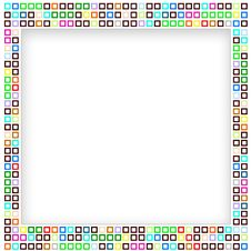 Free Mosaic Frame Stock Photos - 11434333