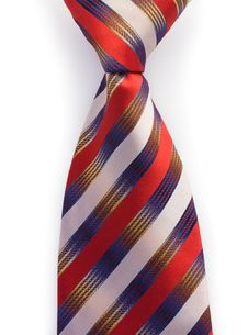 Striped Tie Stock Photos