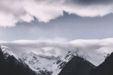 Free Photography Of Mountains Covered With Snow Stock Photo - 114321140