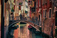 Free Bridge Of Sighs Venice, Italy Royalty Free Stock Photography - 114443037