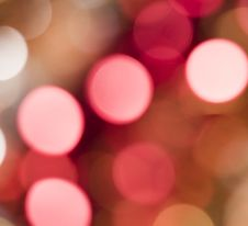Free Beautiful Abstract Of Holiday Lights Stock Image - 11456611