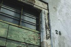 Free Photo Of Rustic Window Grills Stock Photos - 114510973