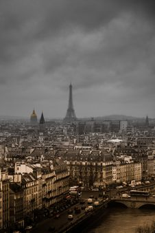 Free Eiffel Tower, Paris, France Royalty Free Stock Images - 114603159