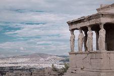 Free Parthenon, Greece Landmark Stock Photos - 114603223