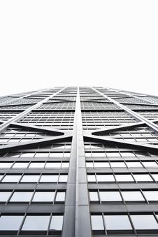Free Low Angle Photography Of John Hancock Center Royalty Free Stock Image - 114603246