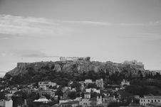 Free Grayscale Photo Of City Buildings Stock Photography - 114603322