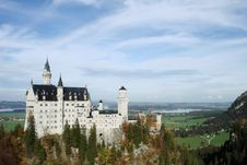 Free Neuchwanstein Castle, Germany Royalty Free Stock Photos - 114603348