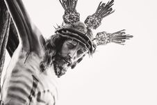 Free Jesus Christ Crucifixion Royalty Free Stock Photography - 114677607