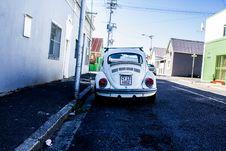 Free Volkswagen Beetle Stock Image - 114677711