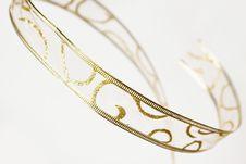 Free Golden Ribbon Stock Photo - 11472210