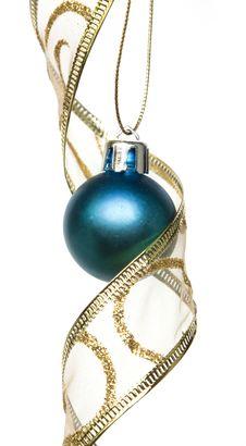 Free Christmas Ball Royalty Free Stock Photography - 11472237