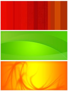 Background Banners Stock Images