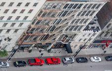 Free Building, Urban Area, Metropolitan Area, Parking Lot Royalty Free Stock Image - 114712676