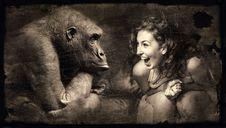 Free Mammal, Black And White, Emotion, Fauna Stock Photo - 114712710