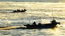 Free Ship, Watercraft, Sea, Submarine Chaser Royalty Free Stock Image - 114712716