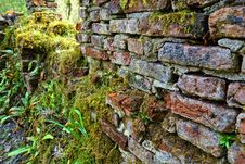 Free Wall, Stone Wall, Rock, Moss Royalty Free Stock Images - 114712739