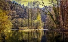 Free Reflection, Water, Nature, Body Of Water Royalty Free Stock Photo - 114713185