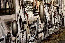 Free Art, Street, Street Art, Graffiti Stock Image - 114713551