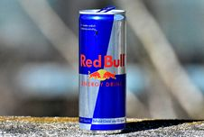 Free Drink, Red Bull, Energy Drink, Product Royalty Free Stock Image - 114714066