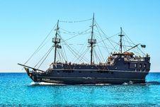 Free Ship, Water Transportation, Sailing Ship, Watercraft Royalty Free Stock Image - 114714136
