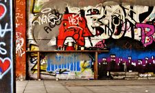 Free Art, Graffiti, Street Art, Wall Stock Photo - 114714270